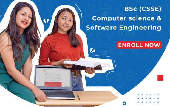 B.Sc Computer Science & Software Engineering - Topup