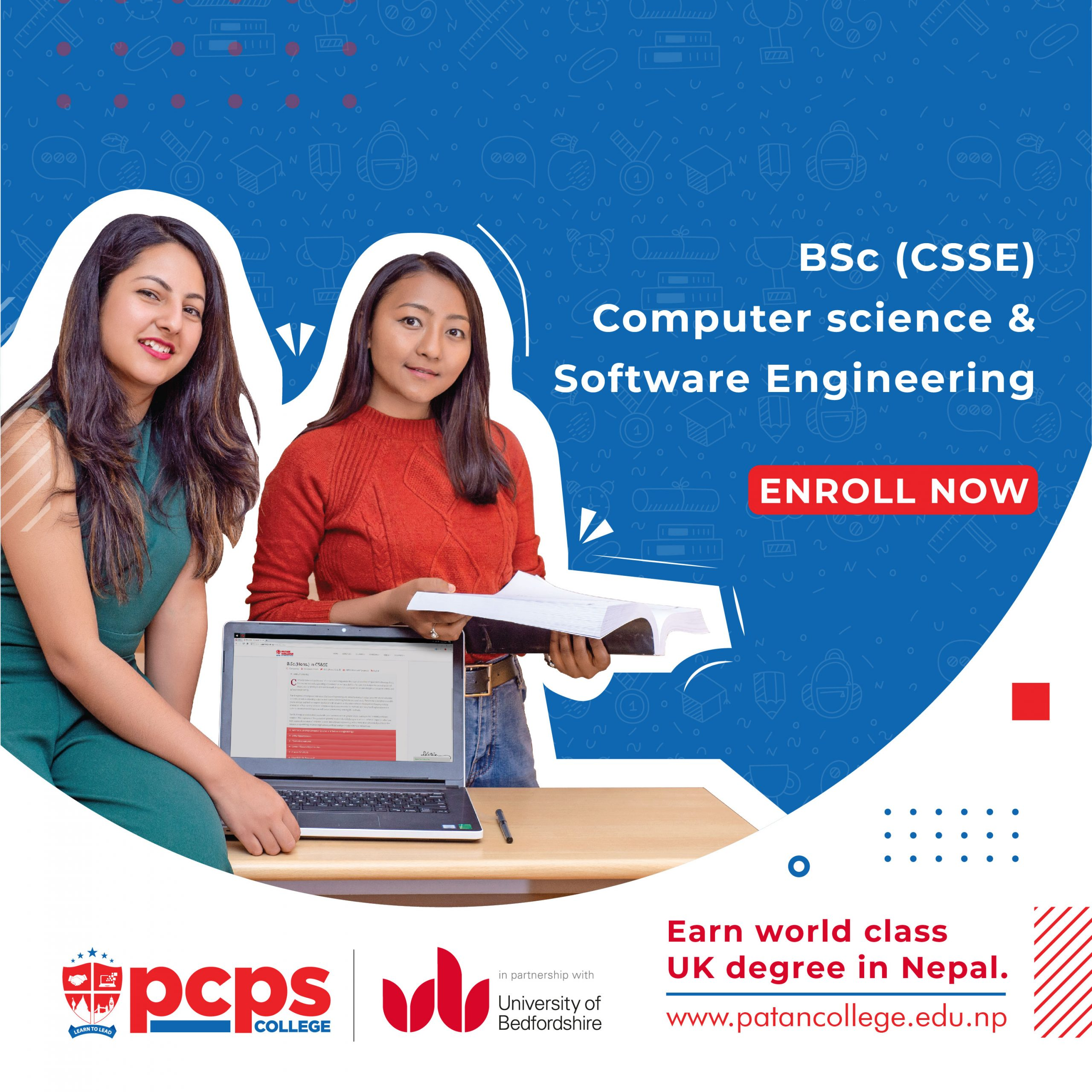 B Sc Computer Science Software Engineering Pcps College