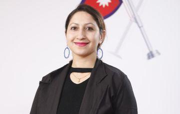 Sadikshya Rimal