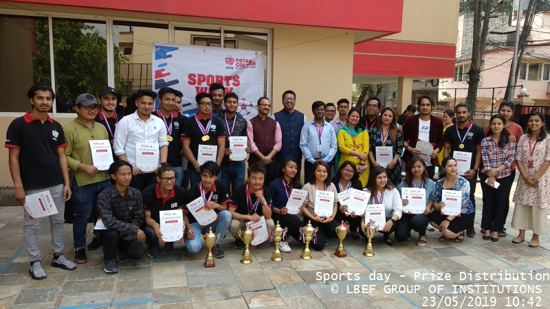 Sports Day – Prize Distribution