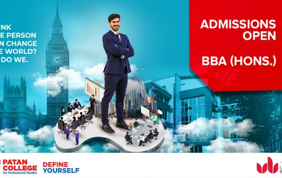 BBA Admissions open