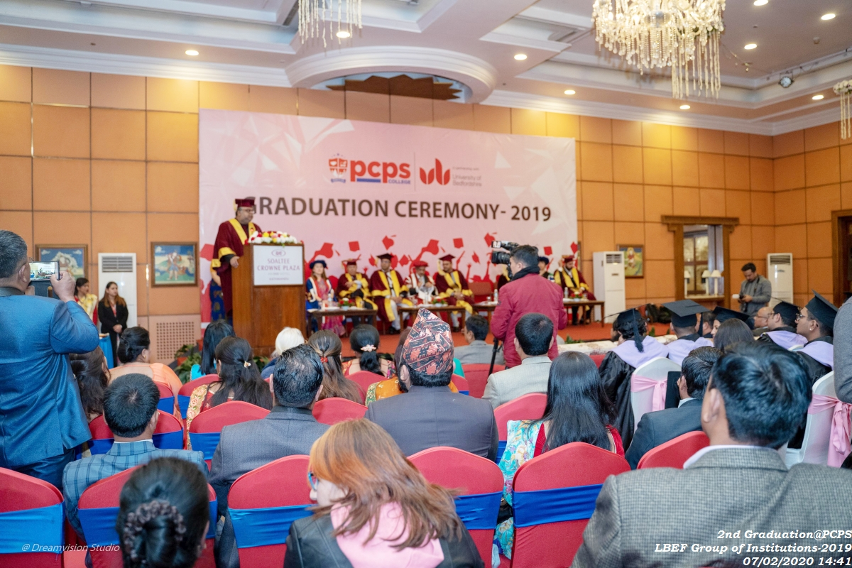 2nd Graduation Ceremony