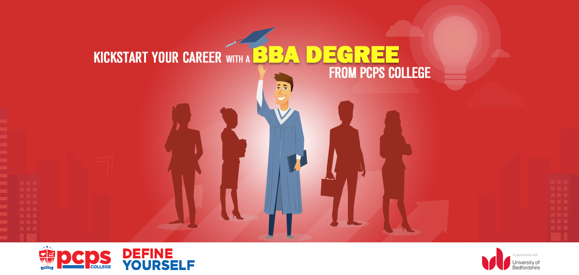 BBA Degree at PCPS College